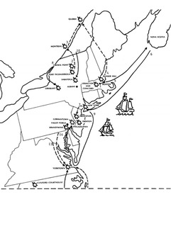 Revolutionary War Battle Timeline