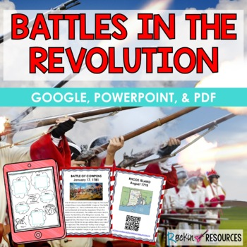 Revolutionary War - American Revolution Battles and Events