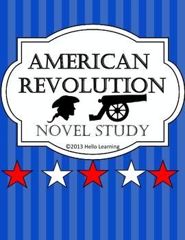 Revolutionary War Novel Study
