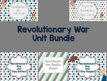 Revolutionary War Unit Bundle