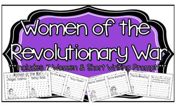 Revolutionary War Women