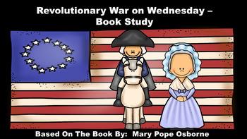 Revolutionary War on Wednesday - Book Study