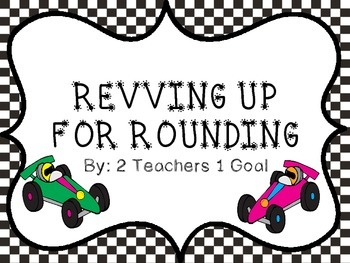 Rounding Review Task Cards