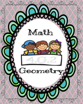 4.G.2 Geometry: Common Core