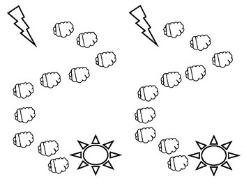 Reward Chart- storm to sunny