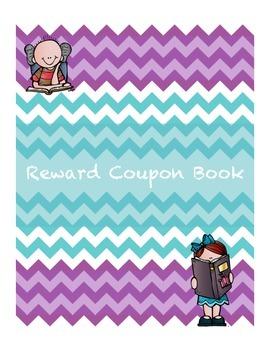 Reward Coupon Book Cover