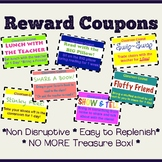Reward Coupons for Behavior Management
