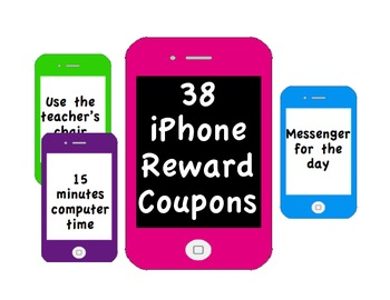 Reward Coupons: iPhones