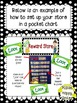 Reward Store ~ Black and White Polka Dots (editable)