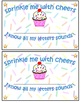 Printable Reward certificate and stickers bundle