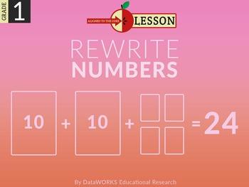 Rewrite Numbers