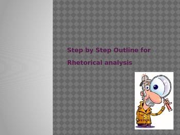 Rhetorical Analysis Essay Guide