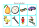 Rhyme Bingo Game & Information For Teachers or Parents - P