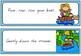 Rhyme Time - Row, Row, Row Your Boat - Nursery Rhyme Math