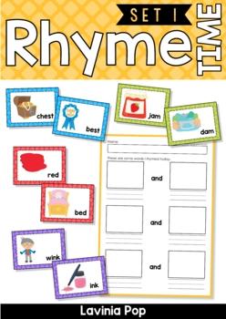 Rhyme Time - Set 1