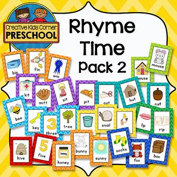 Rhyme Time pack 2