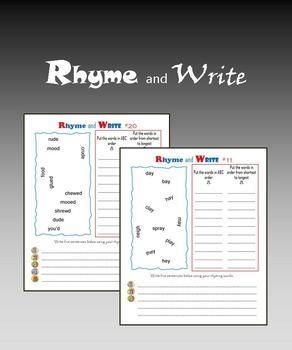 Rhyme and Write