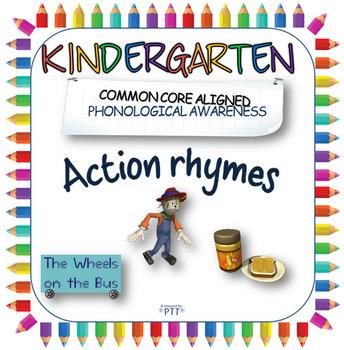 Rhymes for kindergarten 12 rhyming powerpoints