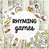 8 Rhyming Games