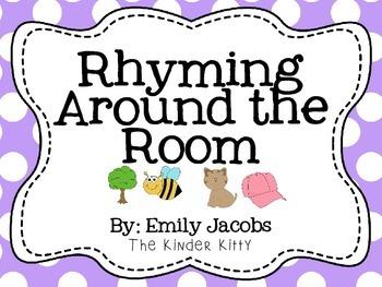 Write the Room: Rhyming!