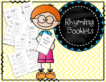 Rhyming Booklets