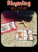 Rhyming Clip Cards {Easy Storage!}