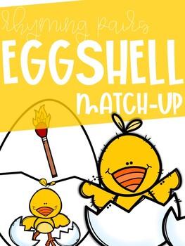 Rhyming Egg Match-Ups
