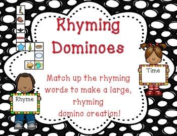 Rhyming Game