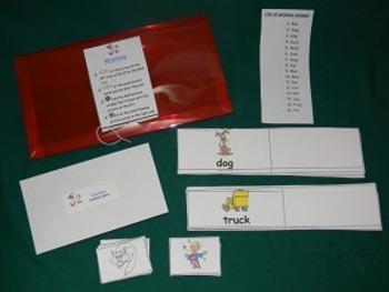 Rhyming Literacy Center, Classroom Resource Tool- Hard Good