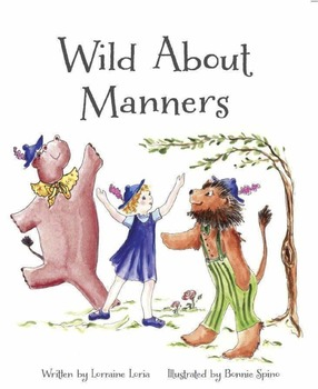Rhyming Manners Book