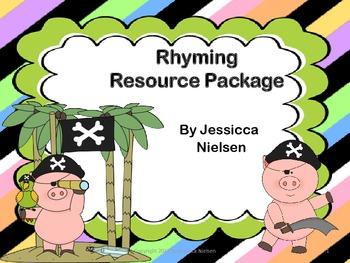 Rhyming Resource Package
