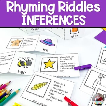 Inferring- Rhyming