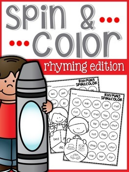 Rhyming Spin and Color