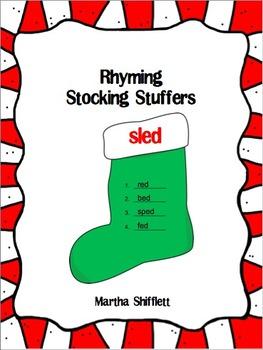 Rhyming Stocking Stuffers