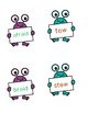 Rhyming Words Matching Game or Center Activity