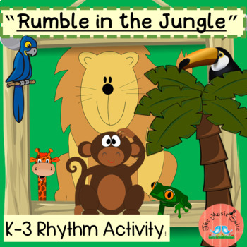 "Rhythm Activity ""Rumble in the Jungle"""