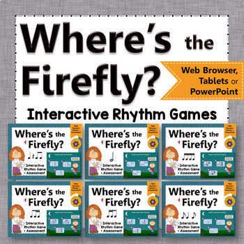Rhythm Bundle - Where's the Firefly? (Interactive Music Ga
