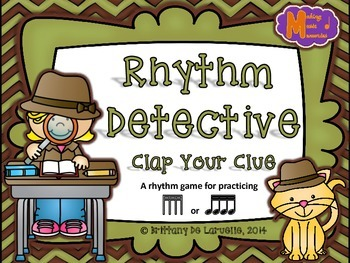Rhythm Detective - A Game for Practicing Ti-ri-ti-ri