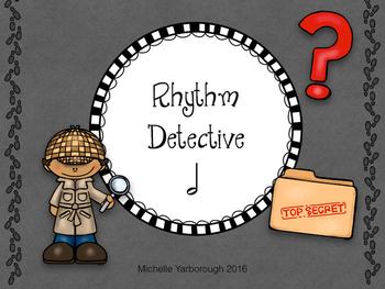 Rhythm Detective: half note