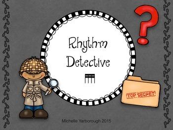 Rhythm Detective: tikatika