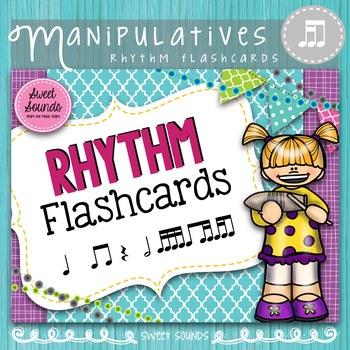 Rhythm Flashcards {Takadi / Tikati / Tiriti}