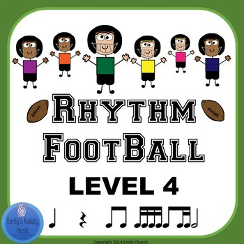 Rhythm Football- Level 4