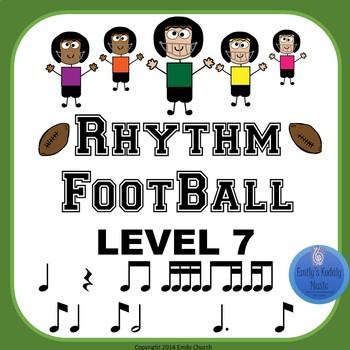 Rhythm Football- Level 7