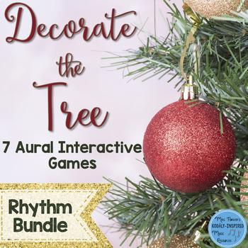 Rhythm Game Bundle: Decorate the Tree