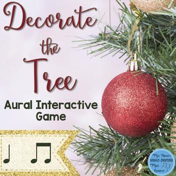 Rhythm Game: Decorate the Tree {Ta and Ti-Ti}