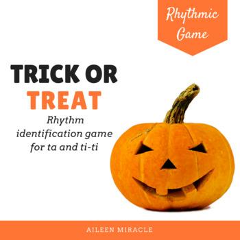 Rhythm Game: Trick or Treat {Ta and Ti-Ti}