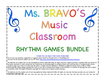 Rhythm Games Bundle