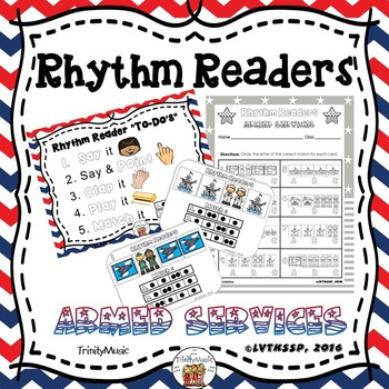 Rhythm Readers (Armed Services)