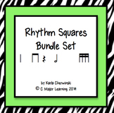 Rhythm Squares Bundle Set