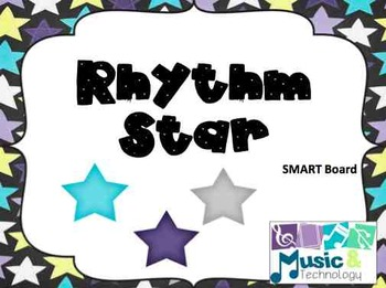 Rhythm Star SMART Board Lesson